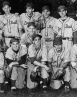 1951 – 1952 Lou Ball Juniors