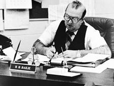 Harvey Bailie